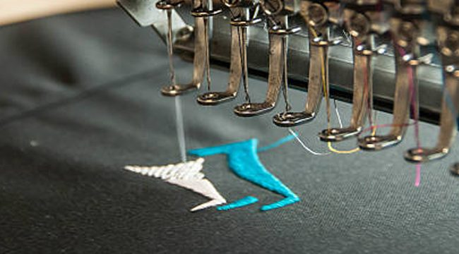 Embroidery Machine - Quality Patches